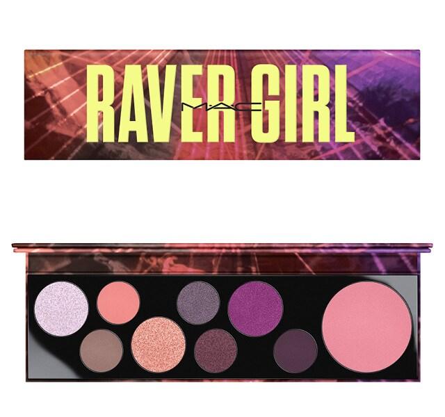 raver girl palette mac公式オンラインショップ